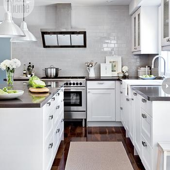 Ikea Kitchen, Transitional, kitchen, Style at Home