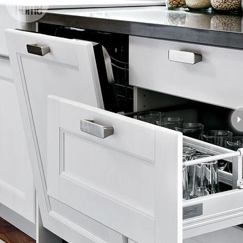 Ikea Tyda Handles, Transitional, kitchen, Style at Home