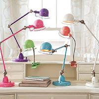Lighting - Hi-Light Task Lamp | PBteen - pink task lamp, blue task lamp, purple task lamp, green task lamp, purple task lamp, white task lamp, coral pink task lamp,