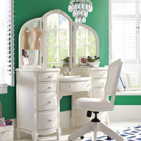 Makeup Vanity Table White Images