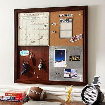 Art/Wall Decor - 2x2 Classic Style Tile 2.0 Set | PBteen - message station, message board, display board, message wall system,