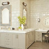 Maritime Sconces - Cottage - bathroom - My Home Ideas