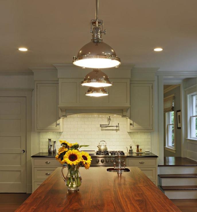 restoration hardware harmon pendant kitchen luminosus