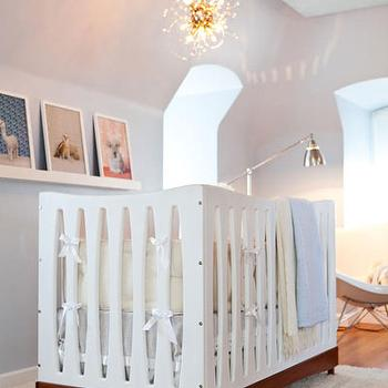 Gender Neutral Nursery, Contemporary, nursery, Marsh and Clark