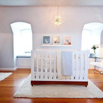 Nursery Window Seats, Contemporary, nursery, Marsh and Clark