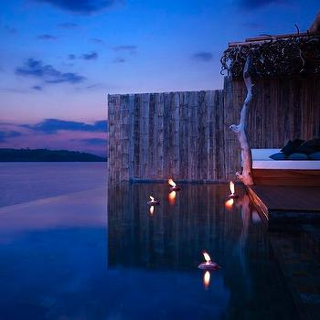 Infiniti Pool, Asian, pool, Song Saa Private Island