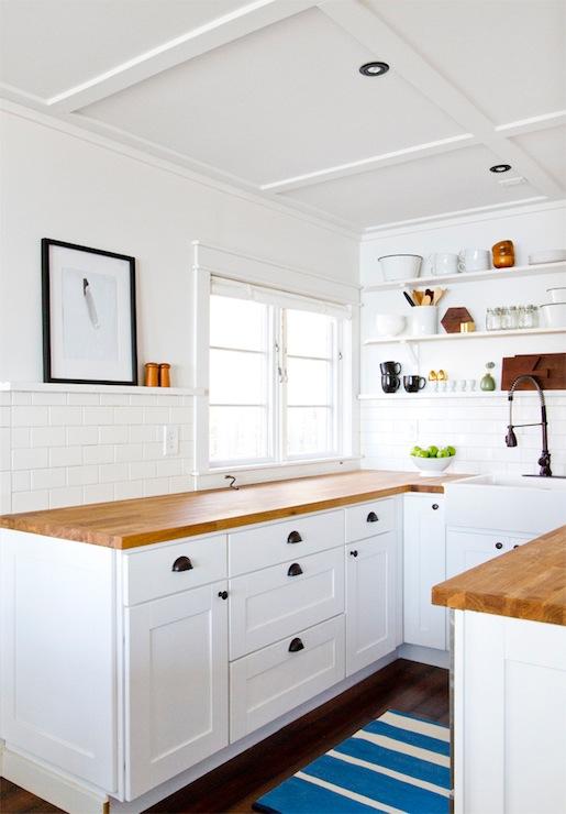 Ikea Faktum Abstand Zur Wand ~ Ikea Numerar Countertop  Cottage  kitchen  Smitten Studio