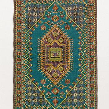 Rugs - Namal Outdoor Rug I Anthropologie.com - turkish style outdoor rug, turquoise outdoor rug, turquoise turkish style outdoor rug,