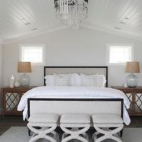Beadboard Vaulted Ceiling Design Decor Photos