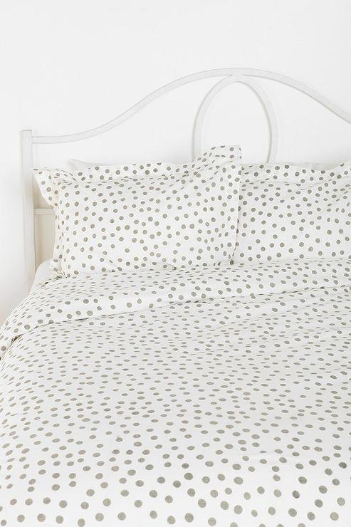 Plum Amp Bow Polka Dot Sham Set Of 2 I Urban Outfitters