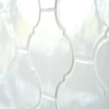 Arabesque Tile, Transitional, kitchen, Belmont Design Group