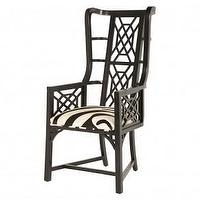 Williams-Sonoma Home | Gibson Zebra Armchair
