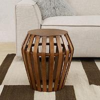 Tables - Bentwood Side Table | west elm - bentwood side table, bentwood accent table, vintage danish style side table,