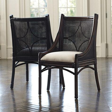 Bella Cane Dining Chairs Ballard Designs