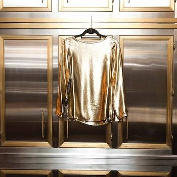 Kelly Wearstler Closet, Contemporary, closet, The Coveteur