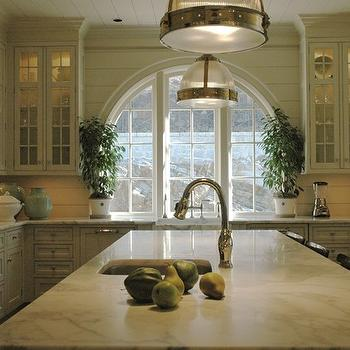 Ceiling Height Cabinets, Traditional, kitchen, Design Galleria