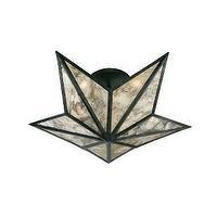 reed star pendant pottery barn