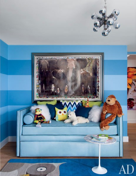 turquoise daybed contemporary boy 39 s room