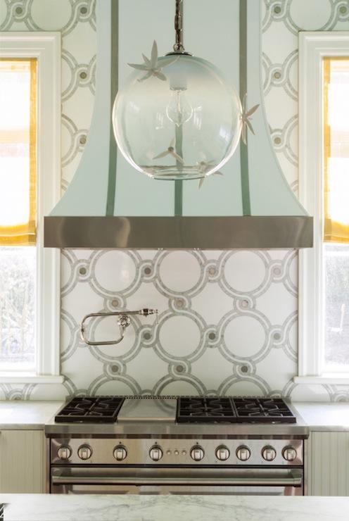 backsplash geometric tile backsplash geometric kitchen backsplash