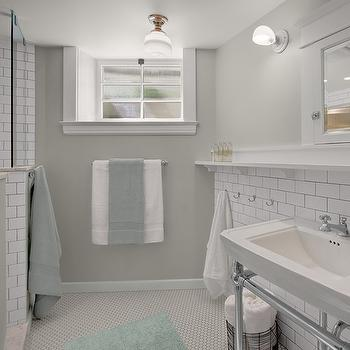 Basement Bathroom, Transitional, bathroom, JAS Design Build