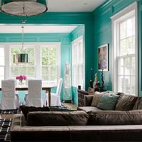 Tiffany blue room design decor photos pictures ideas for Tiffany blue living room ideas