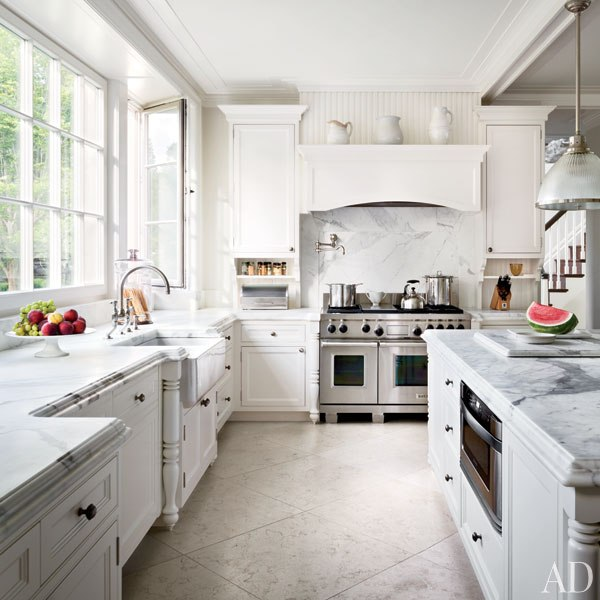 Cooktop Spice Rack Transitional Kitchen