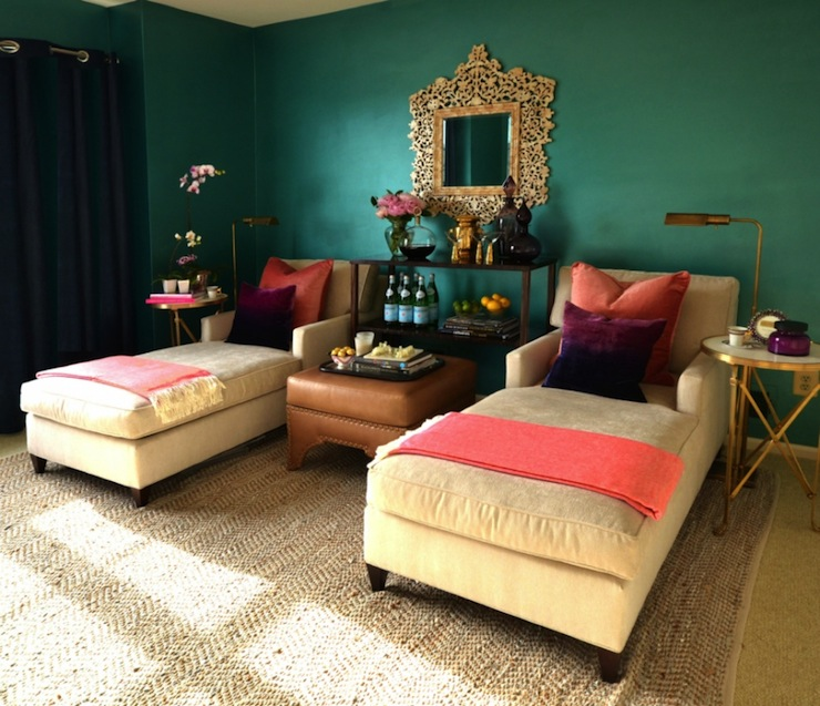 Purple and teal living room quotes for Teal and purple living room