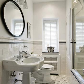Narrow Bathroom Design Decor Photos Pictures Ideas