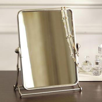 Vanity Mirror, Pottery Barn