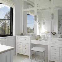 Vanity Stools Bathroom on Newbury Bath Stool  Drop Down Vanity  Drop Down Make Up Vanity