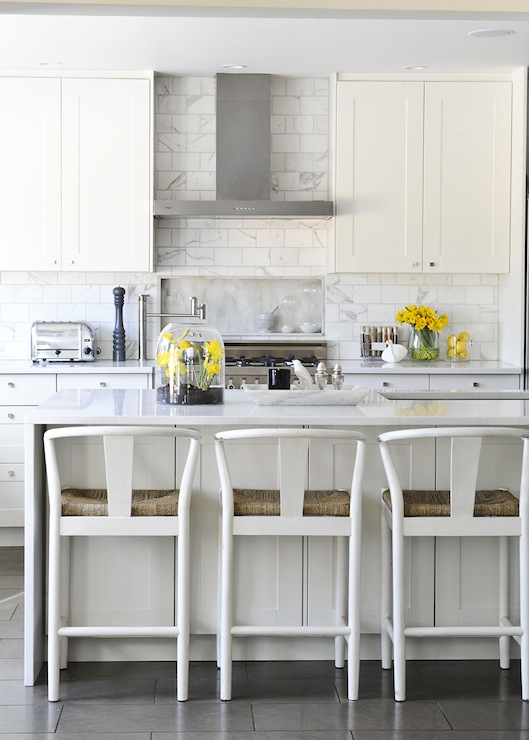Ikea KItchen Cabinets Contemporary kitchen Tracey