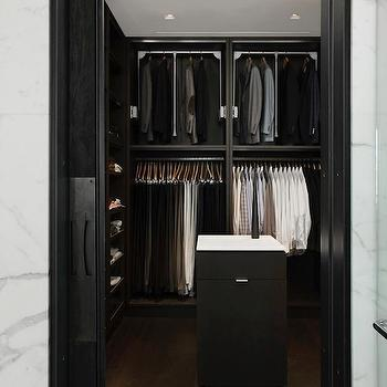 Mens Closet Ideas, Contemporary, closet, Cecconi Simone