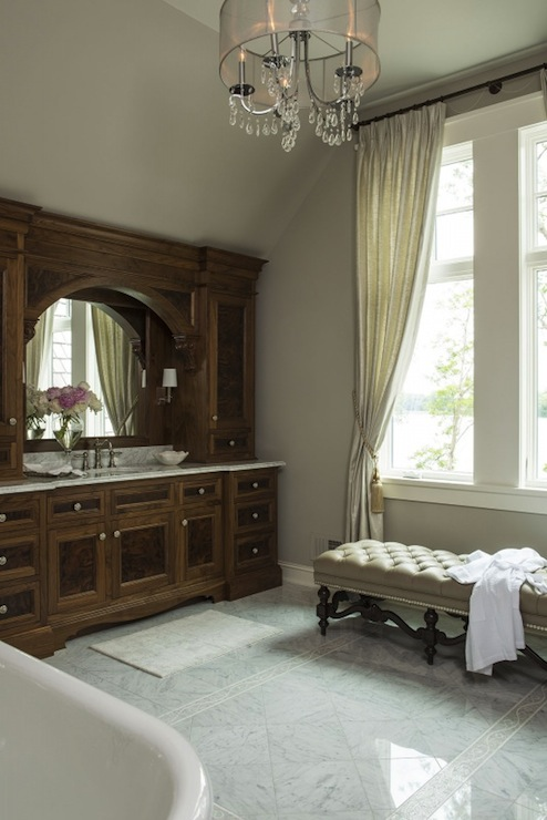 Gray Bathroom Colors Traditional Bedroom Benjamin
