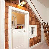 basements - basement playhouse, playhouse, under the stairs playhouse, playhouse under the stairs,  playhouse under the stairs in basement, complete