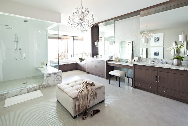 Elegant master bathroom ideas interior decorating las vegas for Elegant master bathrooms pictures