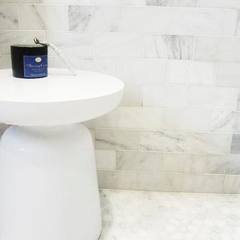Shower Stool, Transitional, bathroom, Seventy Five Arlington