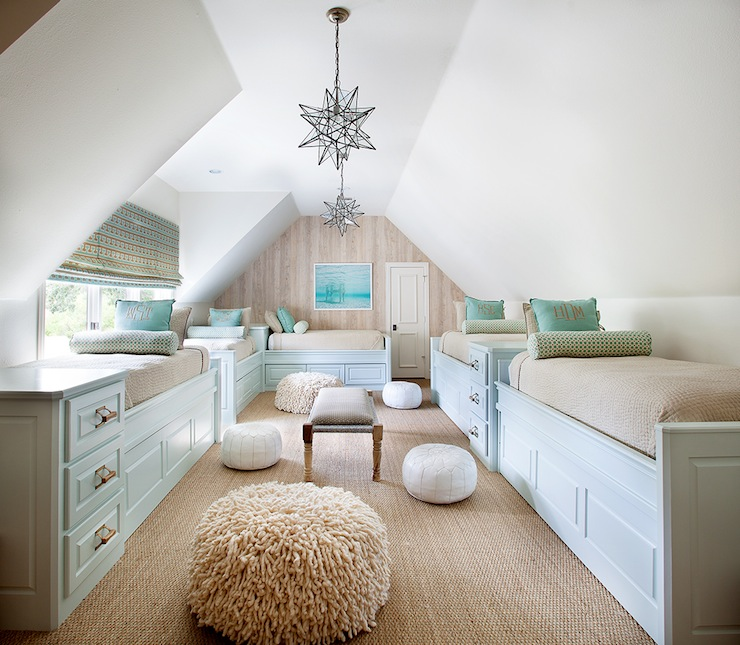 Slumber Party Room - Transitional - boy's room - Tracy Hardenburg ...