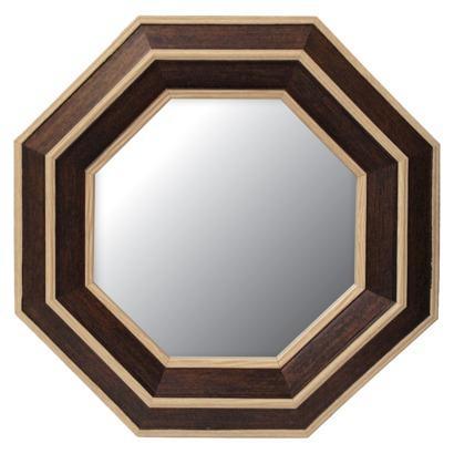 Threshold Octagon Mirror 16x16 I Target