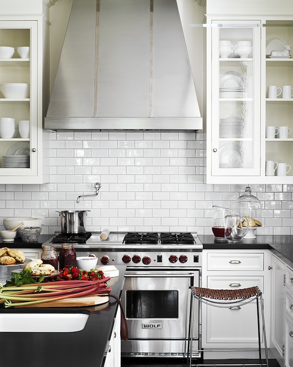 Subway Tile Kitchen Dark Grout: Subway Tile With Gray Grout