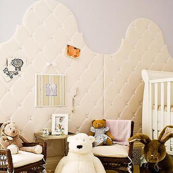 McGill Design Group - girl's rooms - little girls nursery, girls bedroom, girls nursery ideas, little girls nursery ideas, white and lilac nursery,