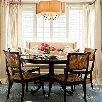 BReakfast Nook Ideas, Traditional, kitchen, Plum Furniture