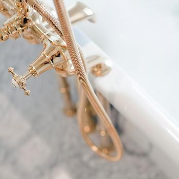 Vintage Tub Filler, Transitional, bathroom, Harman Wilde