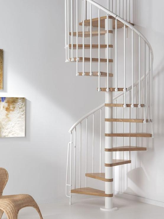 Foyer Staircase Kits : Contemporary entrance foyer duron fontanot oak