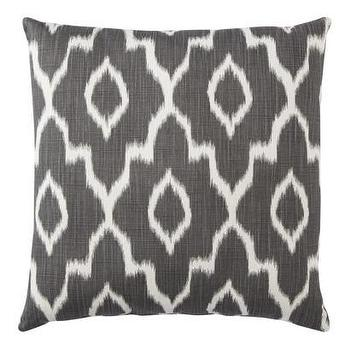 Threshold Ikat Toss Pillow I Target