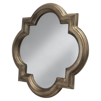 Threshold Clover Mirror Gold I Target