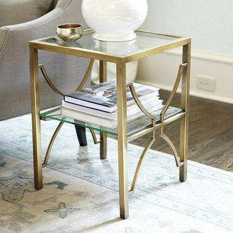 Celine Side Table Ballard Designs