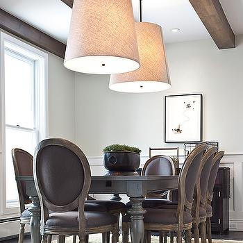 Purple Dining Chairs, Transitional, dining room, Jaffa Group