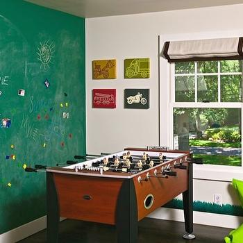 Chalkboard Accent Wall Design Decor Photos Pictures