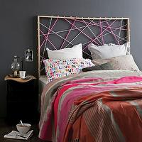 Taj Mahal Headboard Contemporary Girl S Room Holly