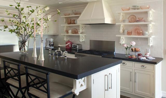 Benjamin Moore Mountain Peak White Kitchen Cabinets
